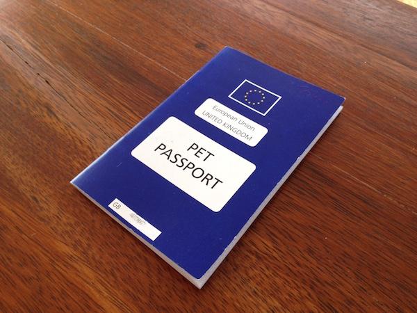 Thumbnail for the pet passport