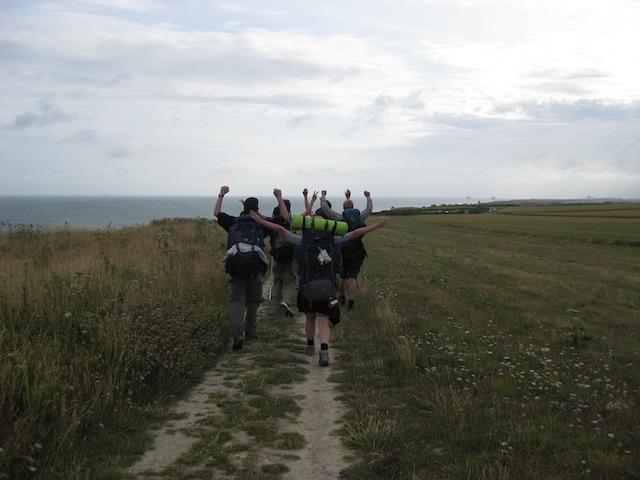 Day 4: Our return to Calais. The home stretch!