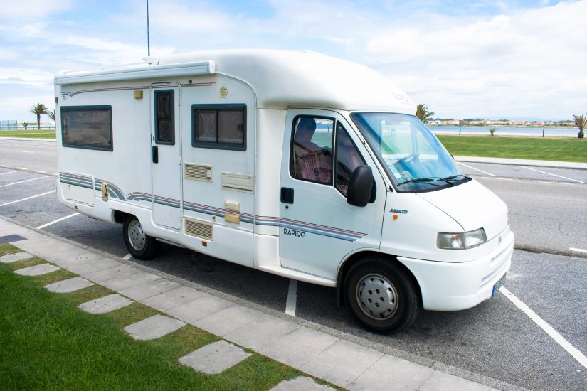 Wendy the motorhome